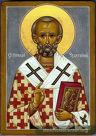 Icons Prints Prayer Cards Amp Medals St Nicholas Center