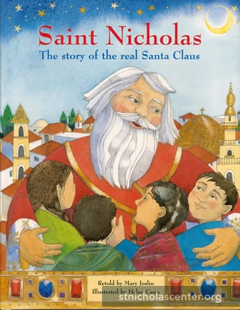 St Nicholas Center Books From Amazon