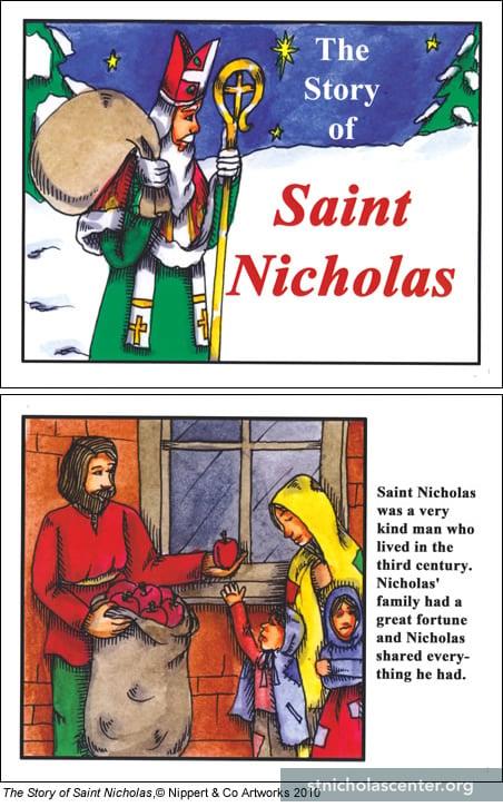 St Nicholas Center Books