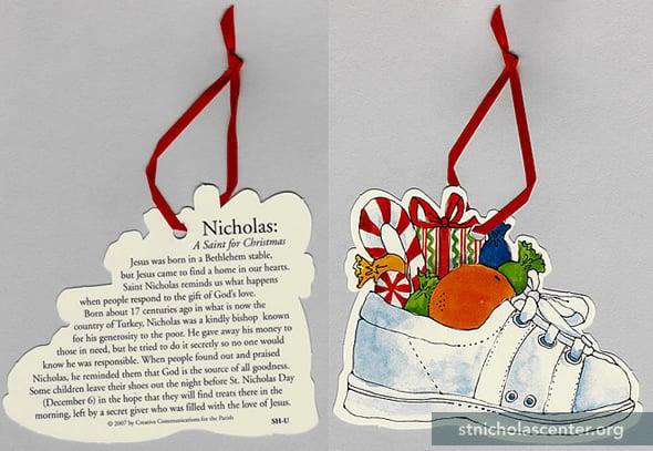 St Nicholas Center Ornaments