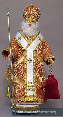 St Nicholas Center Figures